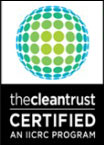 Pride Klean is proud to announce that we have become the first cleaning company in Delaware that has this IICRC, HCT CERTICATION.