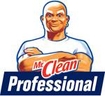 Pride Klean is proud to use Mr. Clean Professional Line in your home.